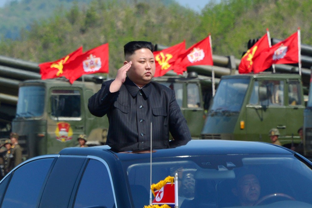"""بيونغ يانغ تتهم واشنطن بممارسة """"الابتزاز النووي"""""""