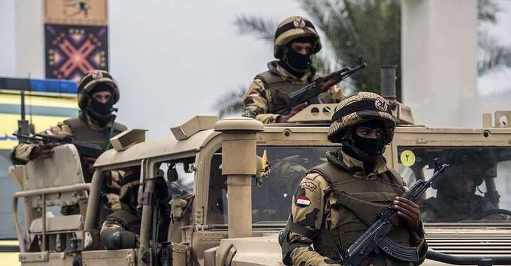 عملية أمنية ناجحة وسط سيناء