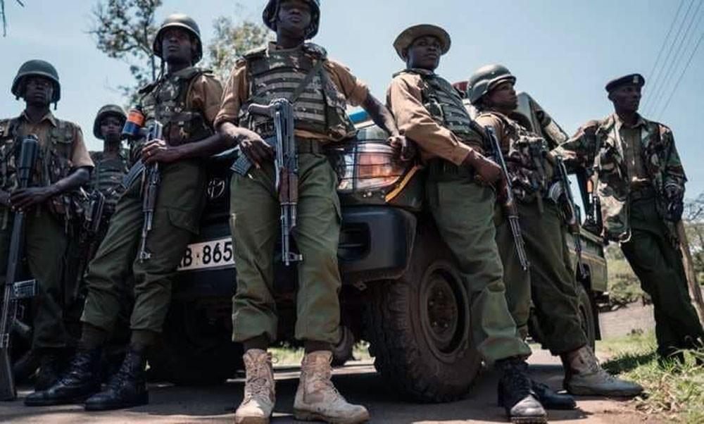 أحذية بقيمة 1.7 مليون دولار للشرطة الكينية