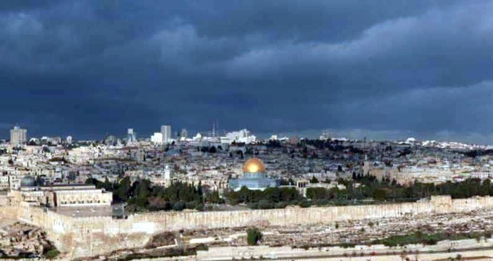 قمة ثلاثية في القاهرة بشأن القدس