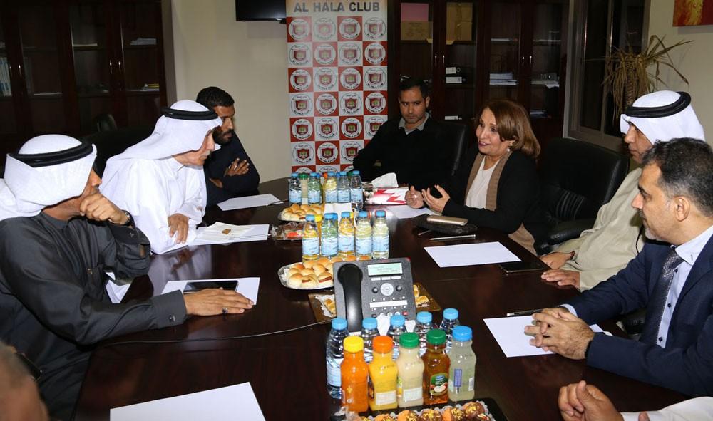 حياة بنت عبدالعزيز: حريصون على دعم الأندية لتحقيق الأهداف
