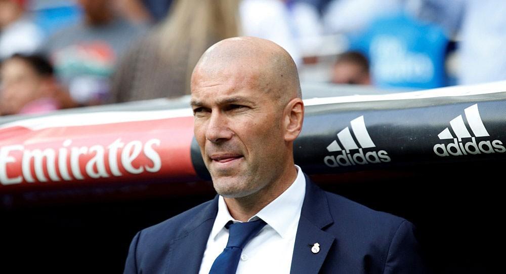 زيدان يصدم جماهير ريال مدريد بهذا القرار