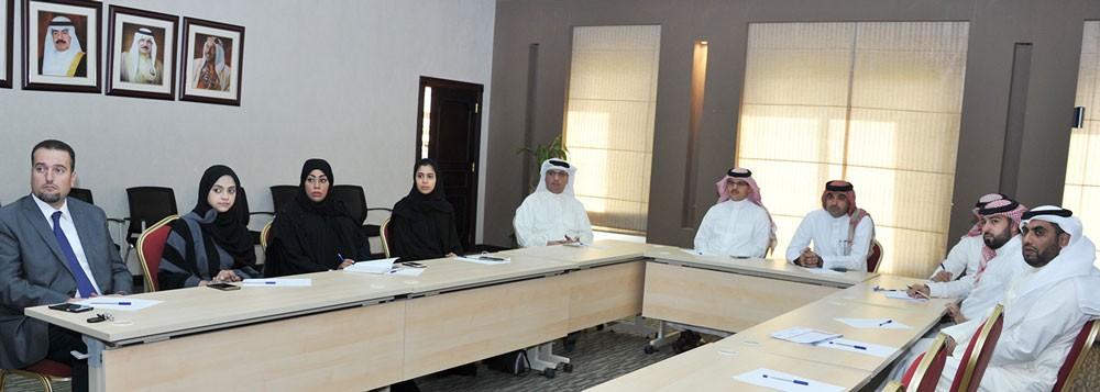 مركز التدريب البرلماني ينظم دورة مهارات المتحدث الرسمي للموظفين
