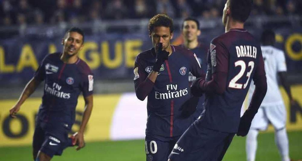 سان جرمان يواصل زحفه نحو لقبه الخامس في كأس الرابطة