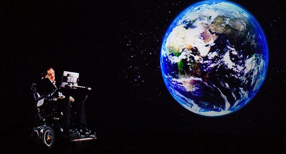 ستيفن هوكينغ يتوقع درجات حرارة عالية على الأرض في المستقبل القريب