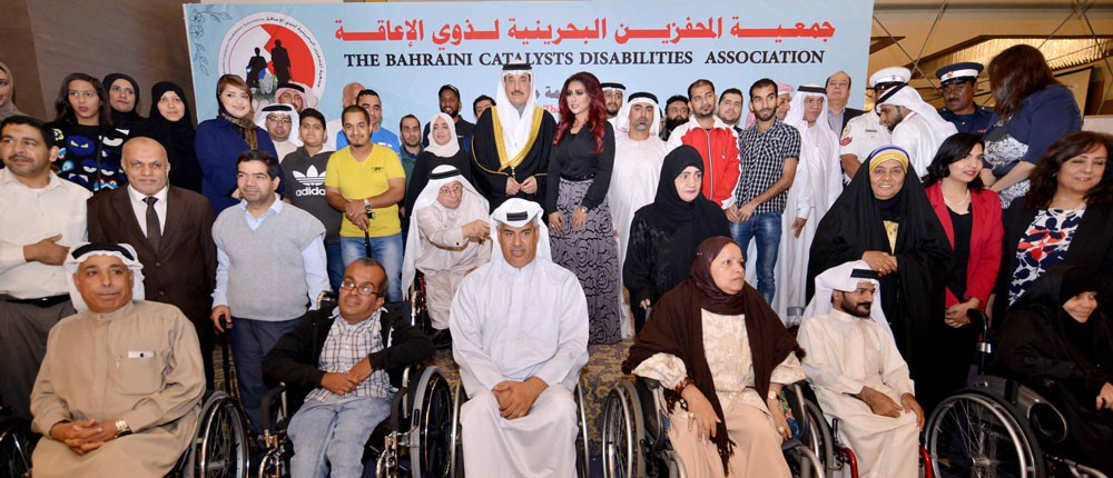 حميدان: الحفل يجسد أهم صور الشراكة والتعاون بين القطاعات لتحقيق طموح الأشخاص ذوي الإعاقة