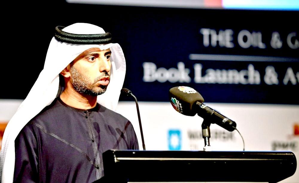 وزير الطاقة الإماراتي يتوقع توازن سوق النفط خلال هذا العام