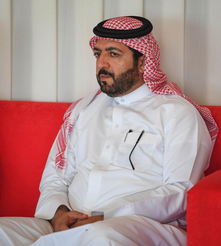 القعود: ثقة ناصر بن حمد وسام على صدري وسأعمل على تحقيق الأهداف