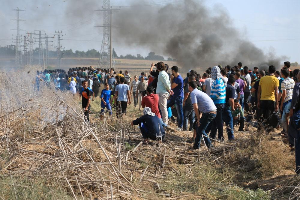 الجيش الإسرائيلي يقتل فلسطينيين في غزة والضفة
