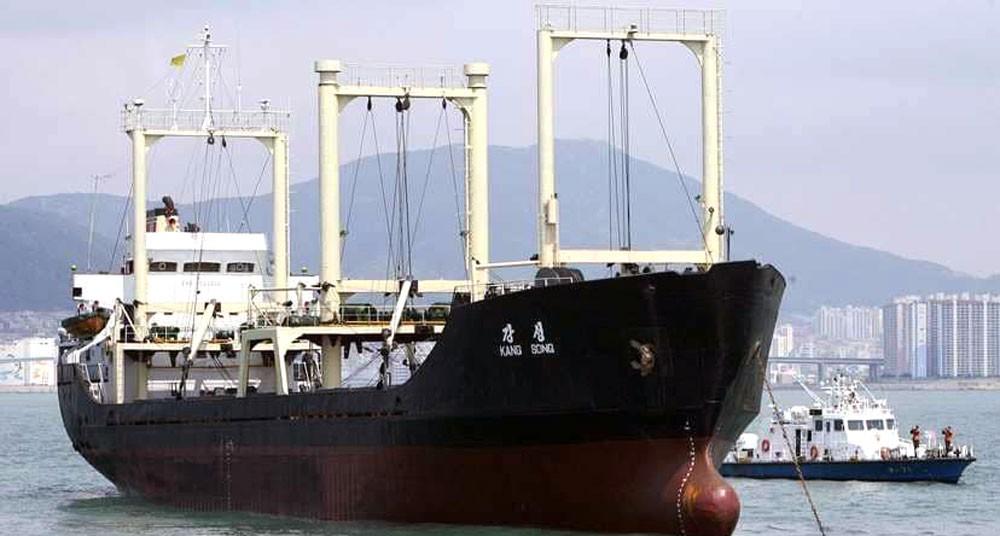 سعي أميركي لتفتيش السفن المتجهة إلى كوريا الشمالية