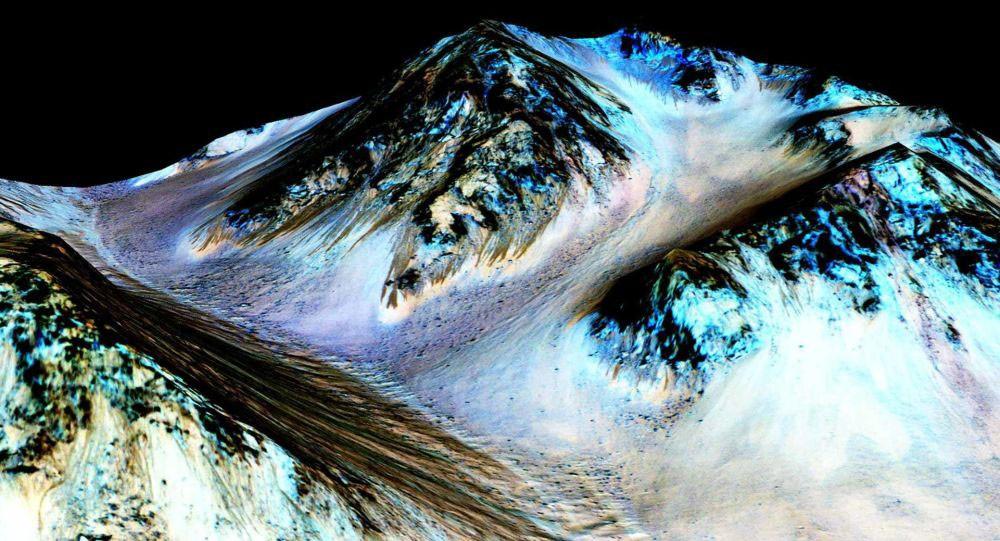 اكتشاف علمي جديد يقرب الإنسان من العيش على المريخ