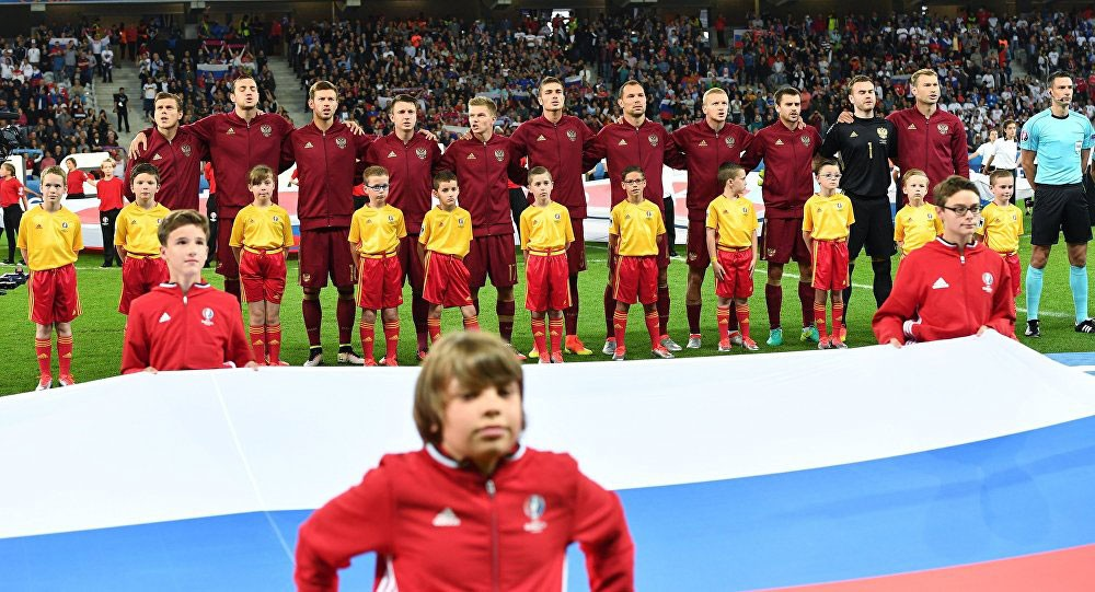 المنتخب الروسي يستعد لكأس العالم بمباريات من العيار الثقيل