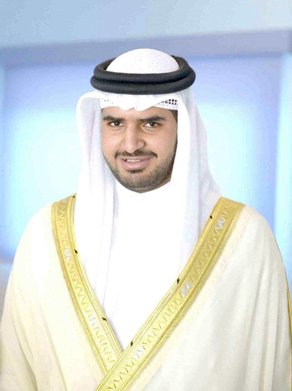 سمو الشيخ عيسى بن علي حريص على استقطاب الكفاءات لتطوير السلة البحرينية