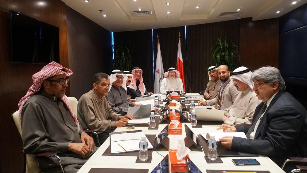 بحث مقترحات اللجنة الاستشارية و اعتماد الفئات للنسخة الرابعة
