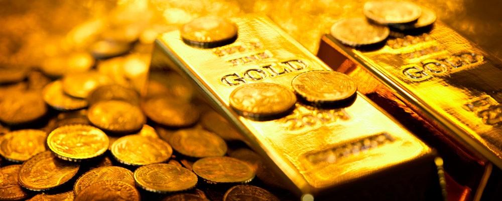 خامس أسبوع من المكاسب يصعد بالذهب لـ 1338 دولاراً