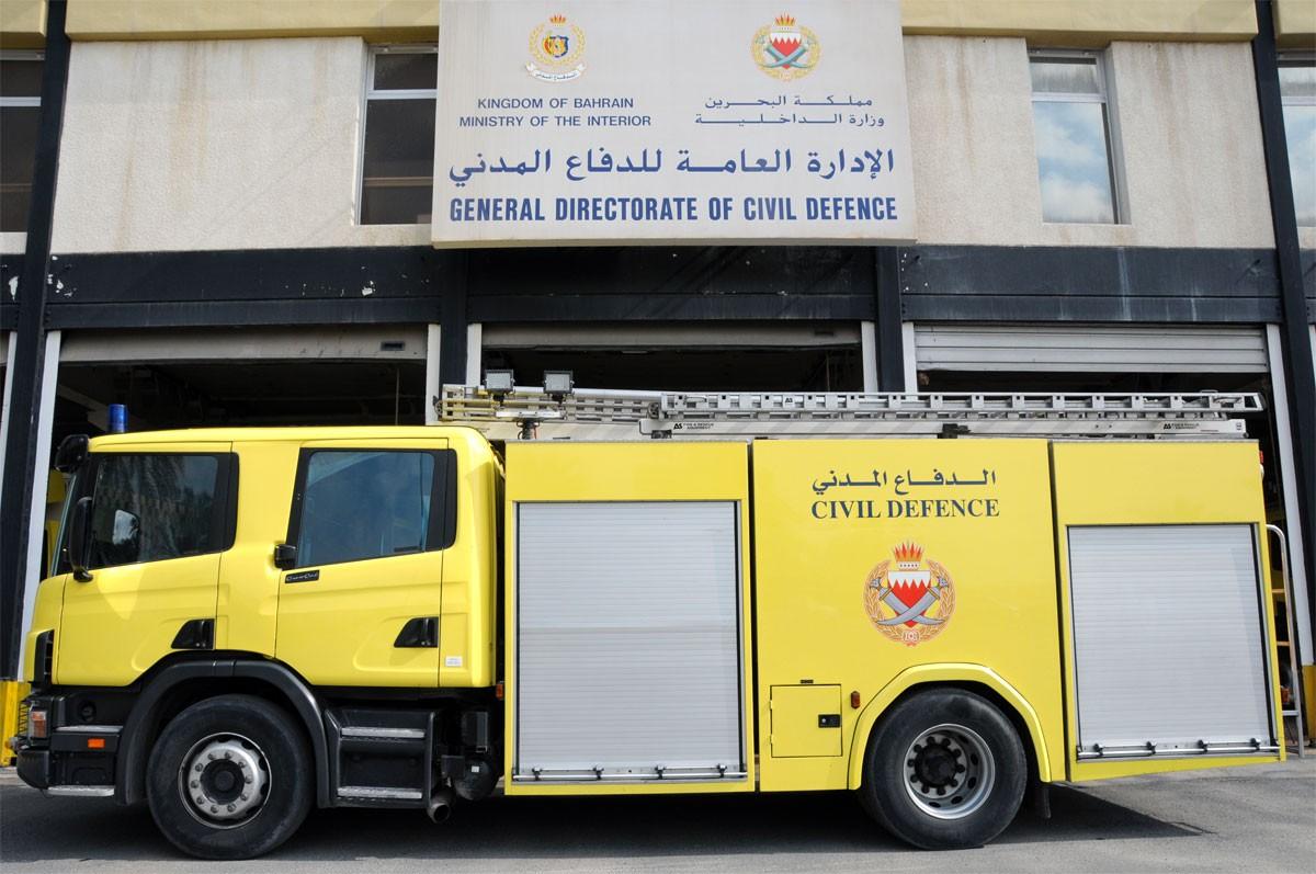 """""""الدفاع المدني"""" يطلق حملة توعية عن اشتراطات السلامة في المصانع والمستودعات"""