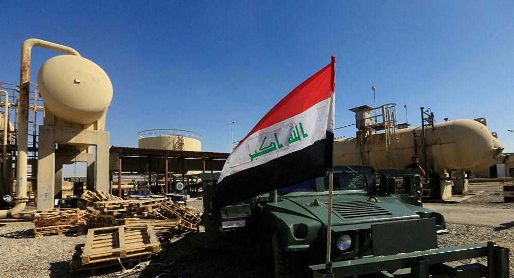 طاقة إنتاج النفط العراقية تقترب من 5 ملايين برميل يوميا