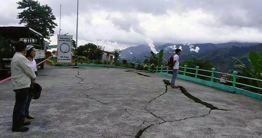 زلزال بقوة 5 درجات يهز الفلبين