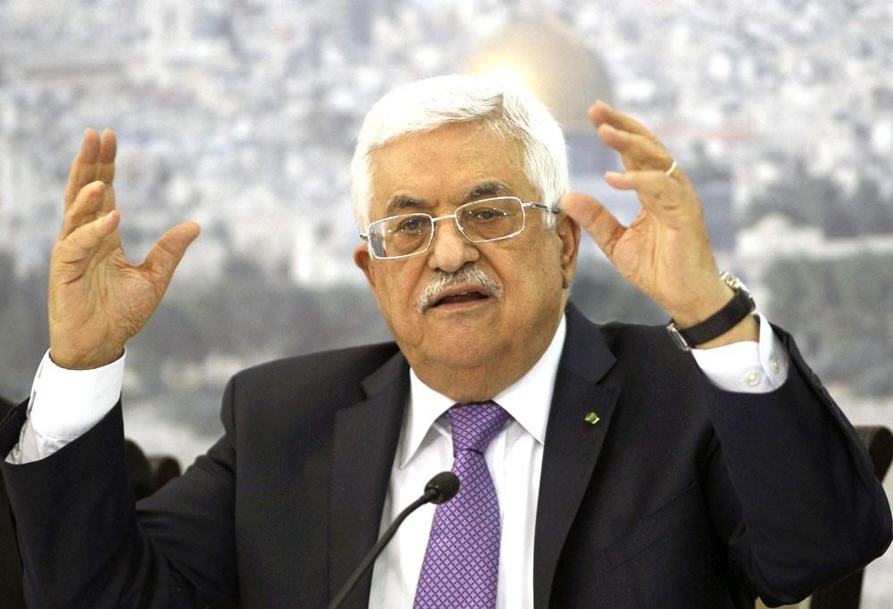 عباس: إسرائيل أنهت اتفاق أوسلو