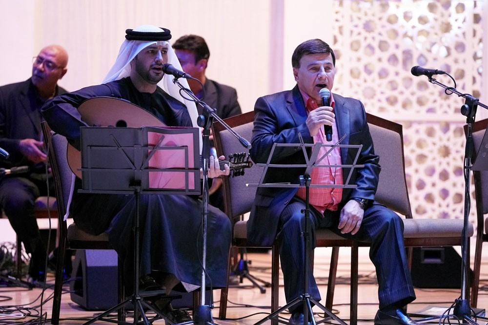 """سلسلة """"موسيقى من الإمارات"""" تحتفي بالموسيقى العربية"""