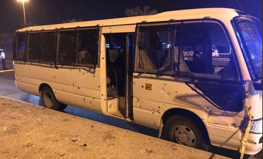 إحالة 5 متهمين بتشكيل جماعة إرهابية وقتل الشرطي سلمان أنجم للمحاكمة
