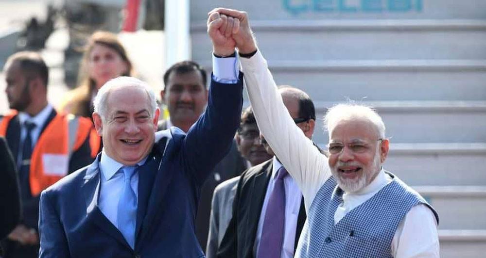 """الهند """"خيبت أمل"""" نتانياهو بشأن القدس"""