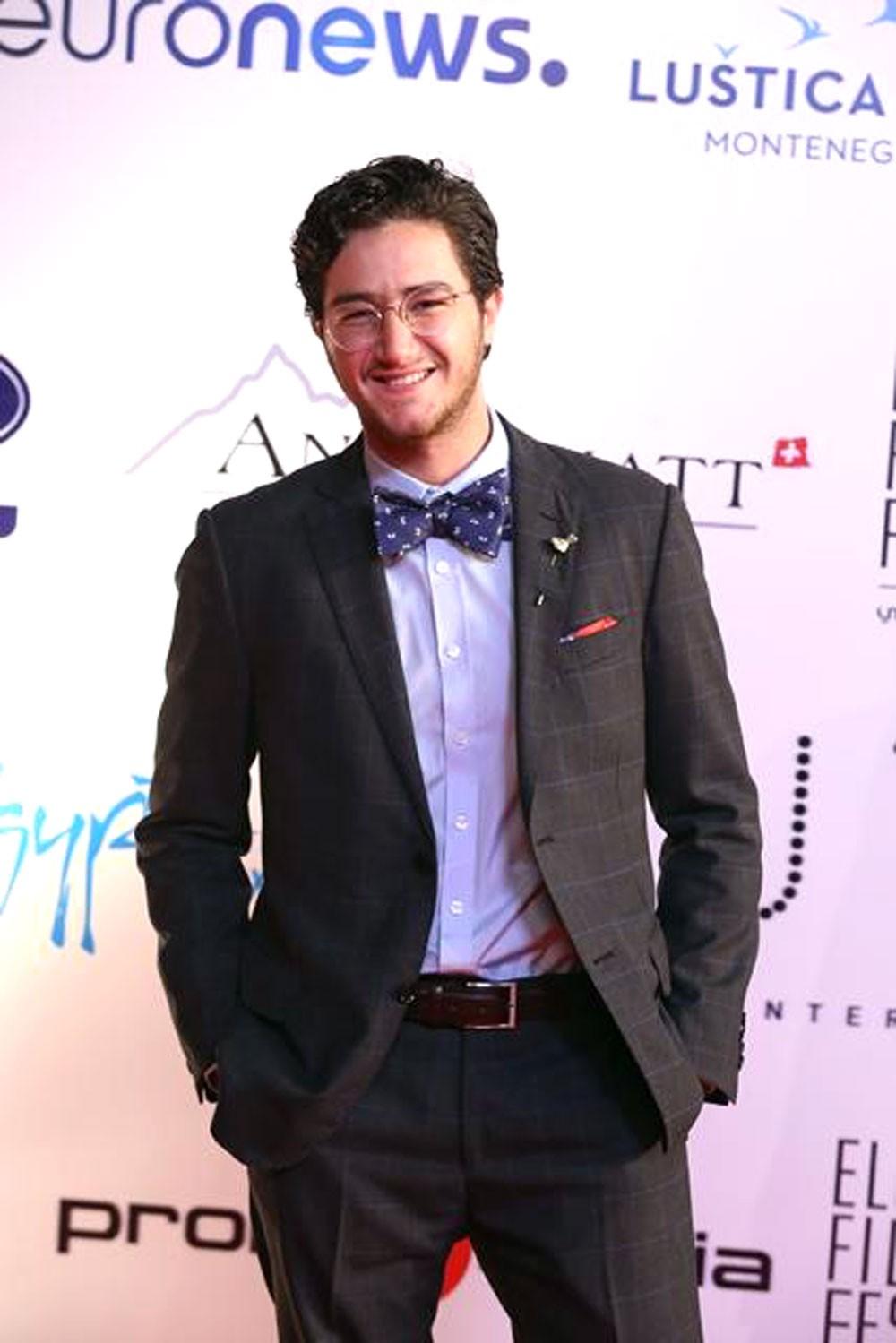 النجم الشاب أحمد مالك يشارك في ملتقى برلينال للمواهب