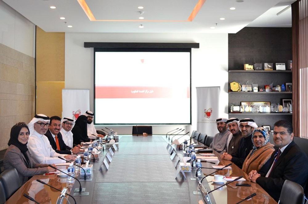 لجنة تقييم مراكز الخدمة الحكومية تعقد اجتماعها الثاني