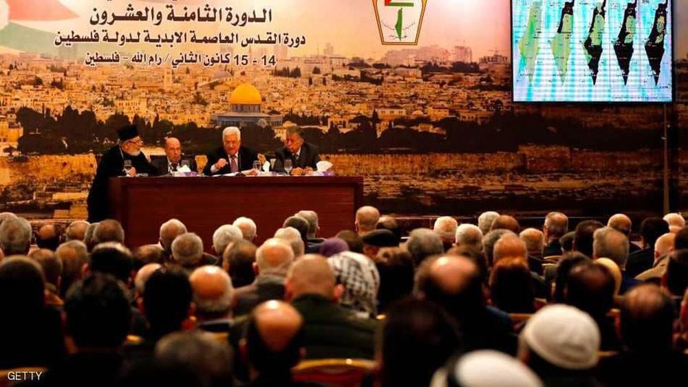 """المركزي الفلسطيني يوصي بـ""""تعليق"""" الاعتراف بإسرائيل"""