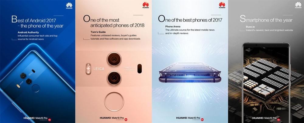 10 أمور تجعل من هواتف مجموعة مايت 10 الأجهزة الأفضل للأعمال!