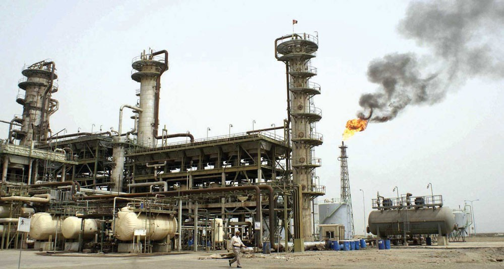 انتاج النفط الصخري الامريكي قد يرتفع فوق 6 ملايين برميا يوميا في فبراير