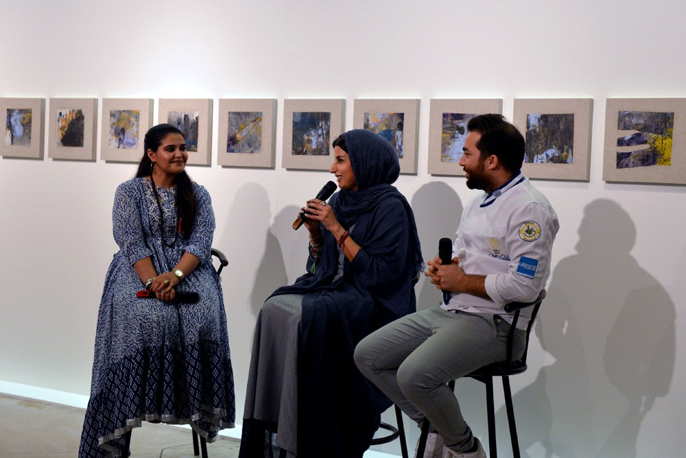 مهرجان الطعام ثقافة الثالث يواصل فعالياته
