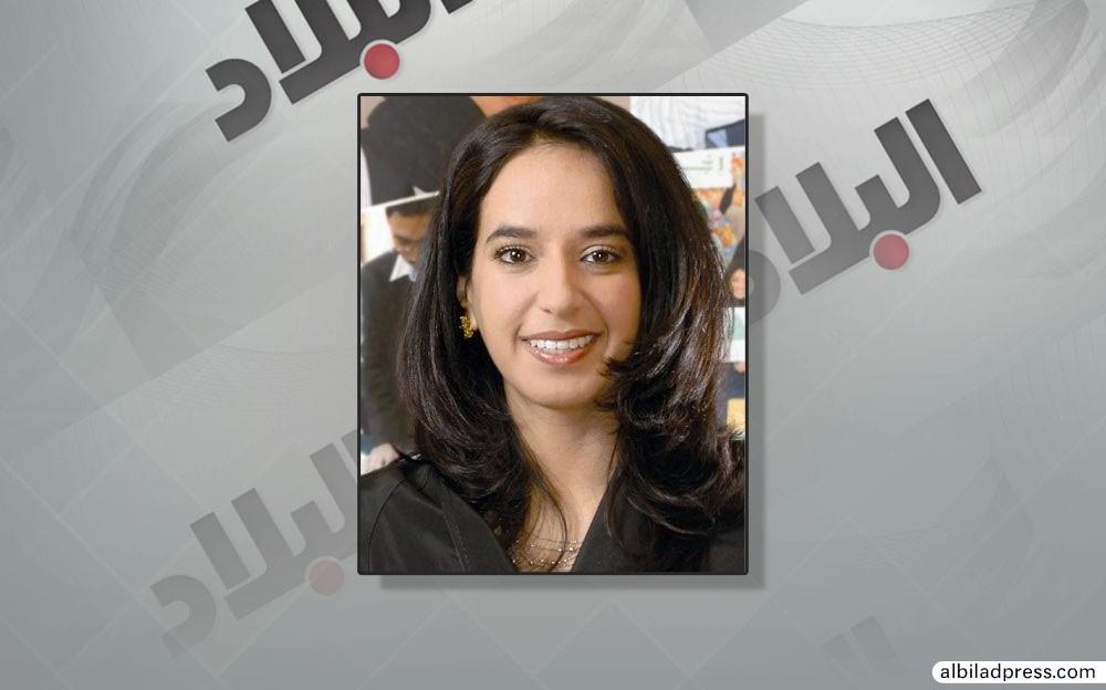 تكريم سمو الشيخة حصة بنت خليفة بجائزة المسؤولية المجتمعية