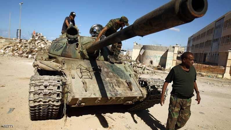 """مقتل جنديين ليبيين في اشتباك مع """"داعش"""""""