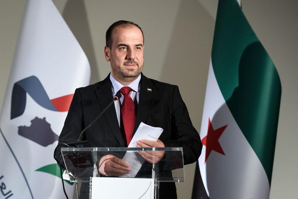 الحريري: السعودية لا تتدخل بقرار هيئة المفاوضات السورية