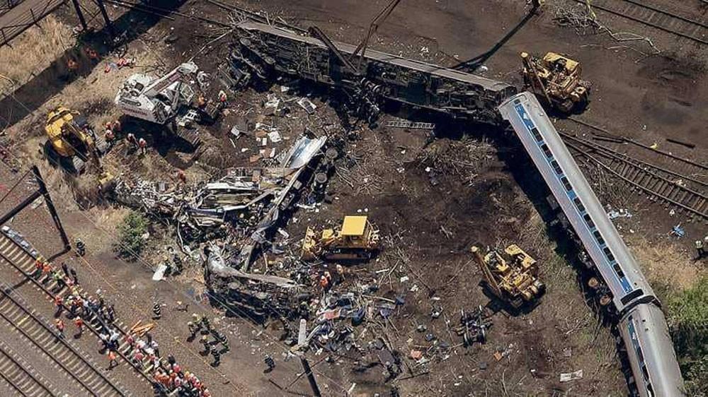 مقتل اثنين وإصابة آخرين في تصادم قطارين بساوث كارولاينا