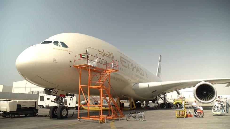 الاتحاد للطيران تسحب 5 طائرات بوينج 777 من أسطولها بعد خفض رحلات أمريكا