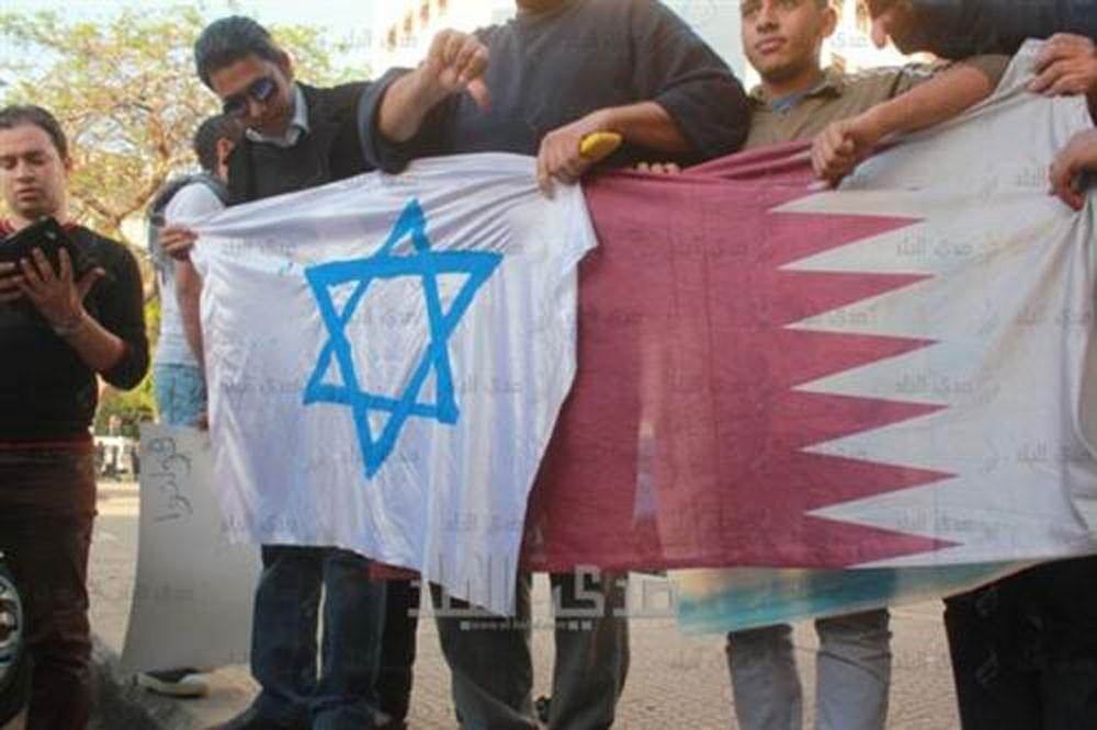قيادي يهودي أميركي : قطر وإسرائيل تصارعان للبقاء