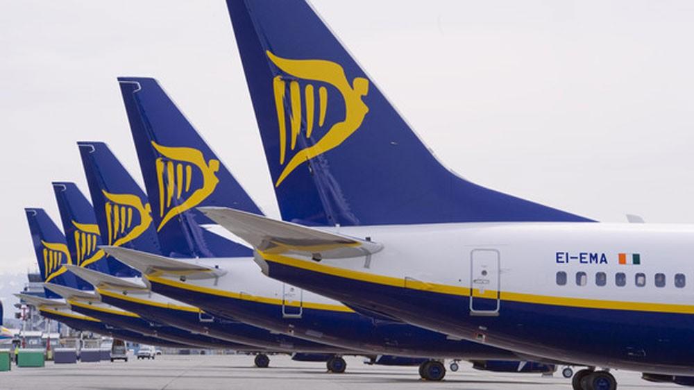 """راين إير"" تشغل 14 خط طيران بين أوروبا والأردن"
