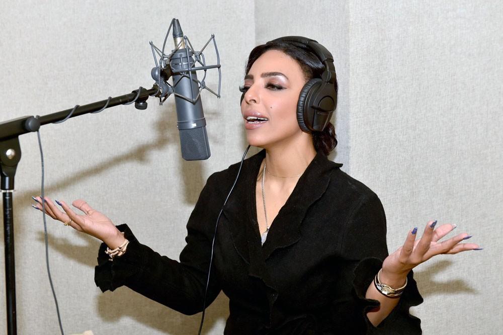 النجمة سمر تتعاون مع فايز السعيد بأغنية مستقبلي