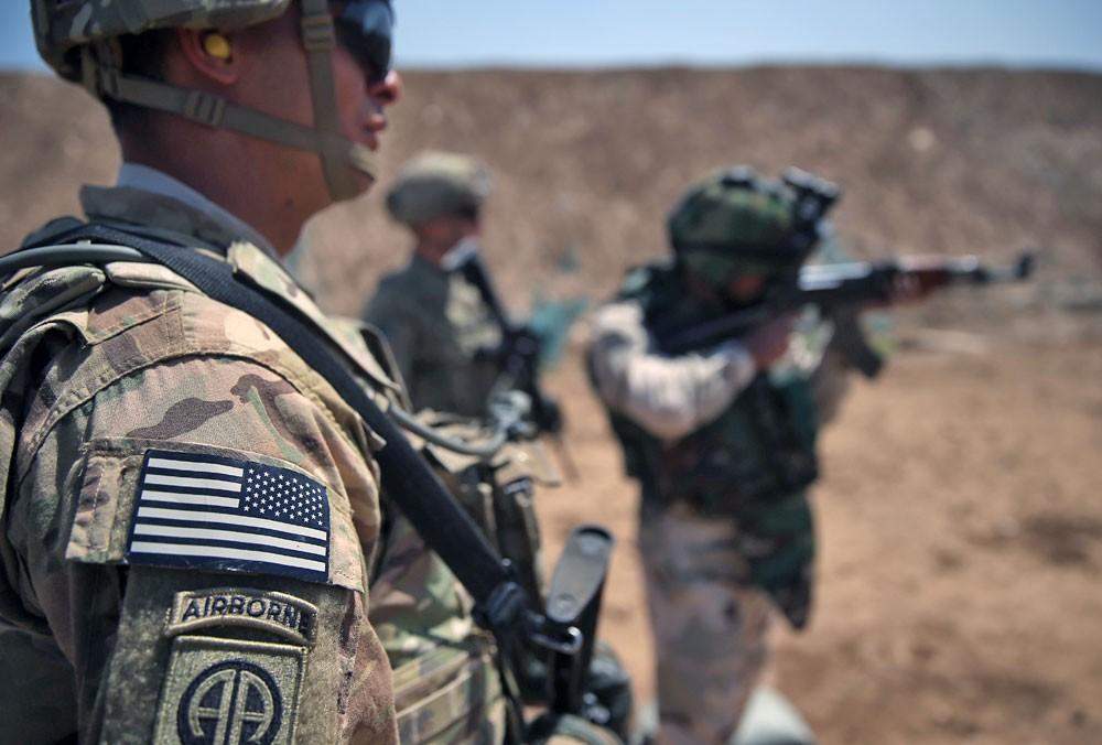 أميركا تبدأ خفض قواتها بالعراق بعد هزيمة داعش