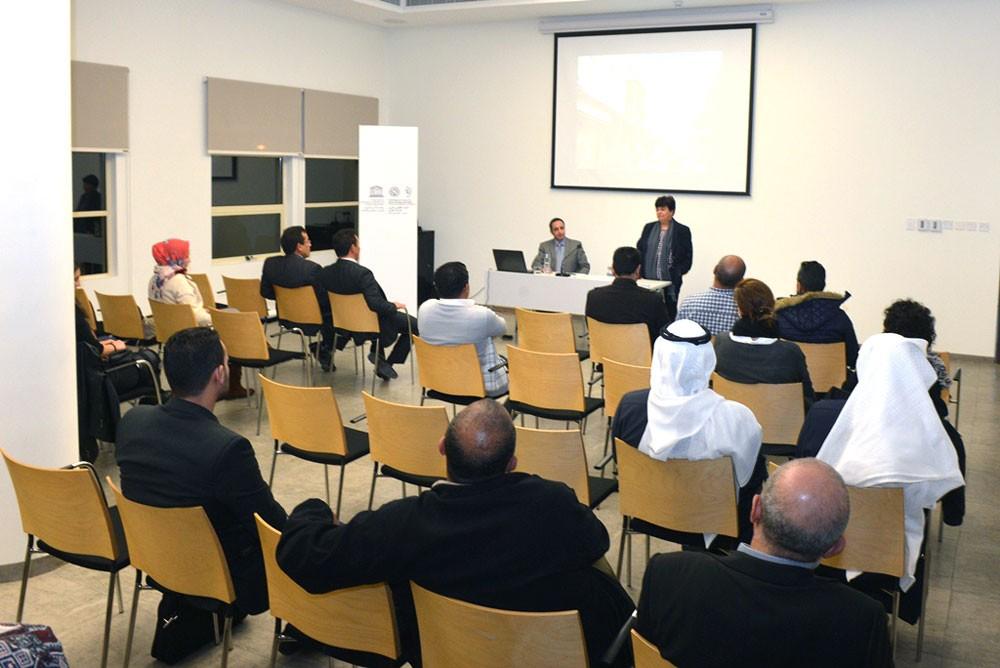 المركز الإقليمي العربي للتراث العالمي يسلّط الضوء على إعادة إحياء البلدة التاريخية بنابلس