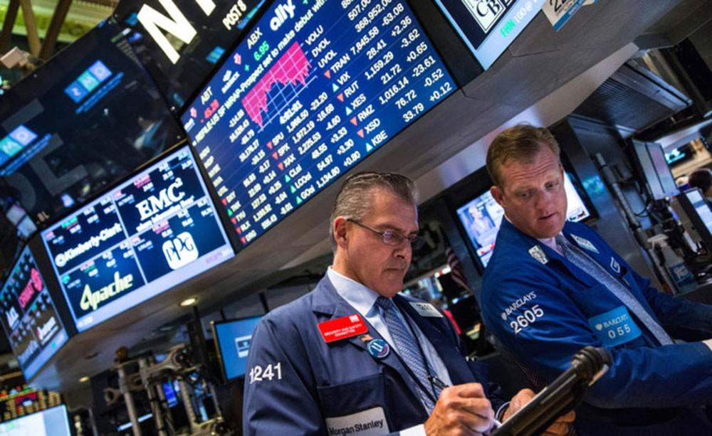 بورصة وول ستريت تتهاوى .. أكبر هبوط منذ 2011