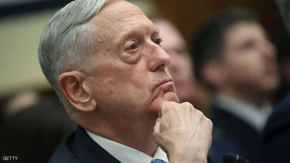 ماتيس يطلب من الكونغرس زيادة ميزانية الجيش الأميركي