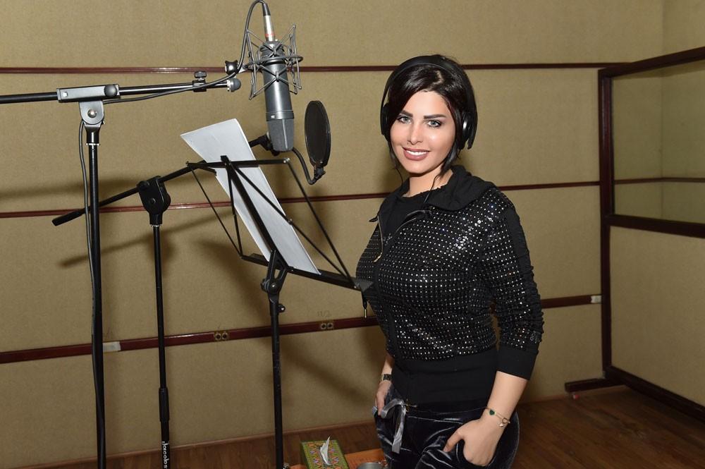 النجمة شمس الكويتية تستعد لاطلاق 3 أغنيات