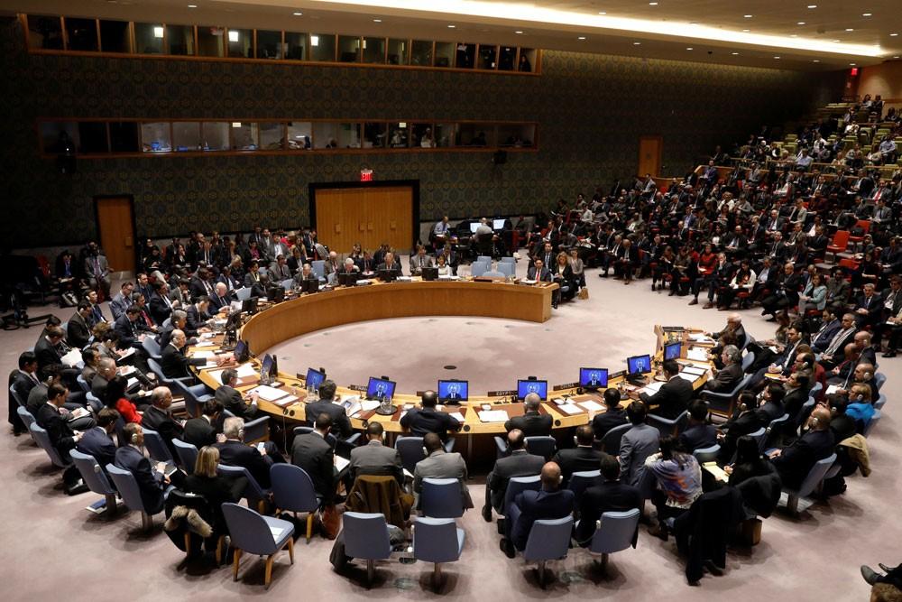مجلس الأمن يجتمع اليوم .. ويبحث هدنة إنسانية في سوريا