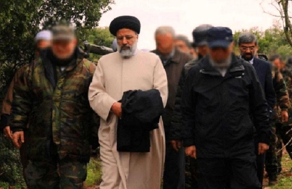 خليفة خامنئي المرتقب في جولة عسكرية بجنوب لبنان