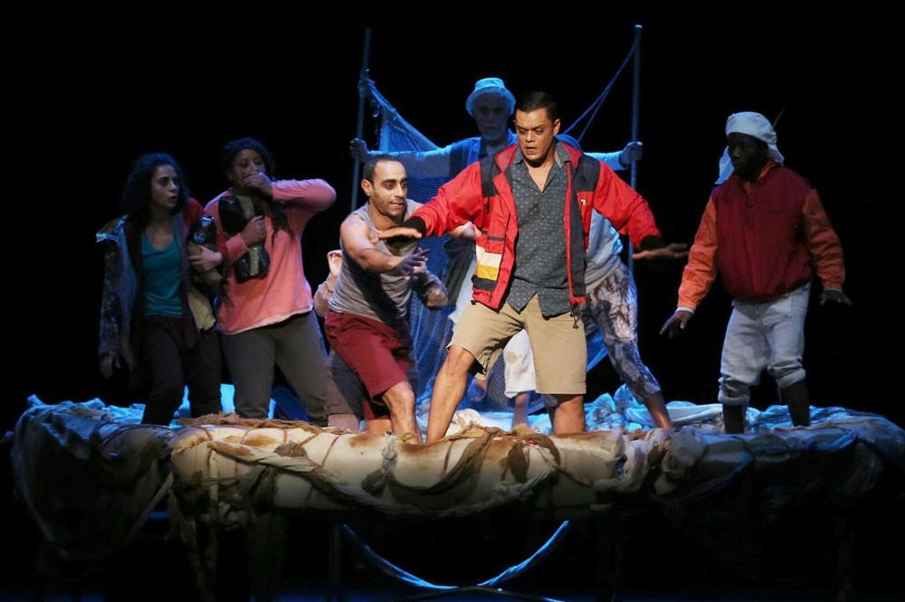 """""""شغف"""" تفتتح مهرجان أوال المسرحي الدولي الـ 11"""