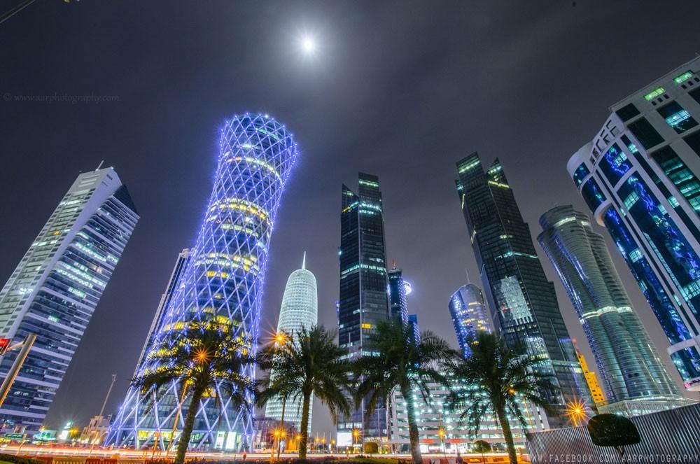 ستاندرد آند بورز: نظرة مستقبلية سلبية لقطر