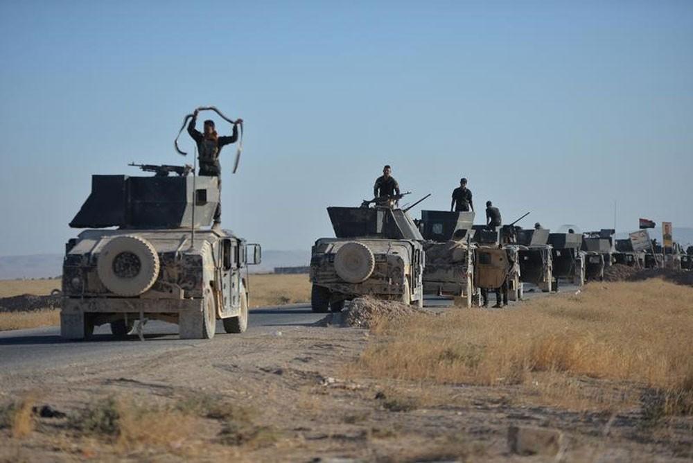 البنتاغون: العراق زود الحشد بأسلحة أميركية مخصصة للجيش